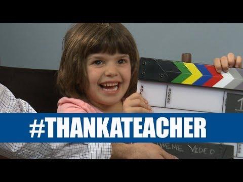 ETS Kids & Parents Talk Teachers - #ThankATeacher