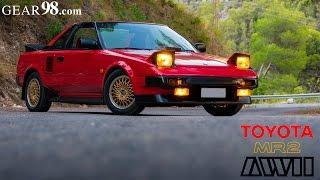 Toyota MR2 AW11 - Gear98