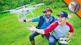 Drones in the Jungle!