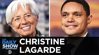 Christine Lagarde - Economic Equity and the International Monetary Fund | The Daily Show