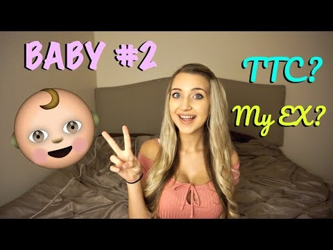 Q&A BABY #2 l MY EX, FUTURE PLANS & MORE!