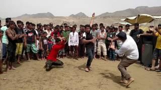 BaLochi snake Dance On Kund Malir
