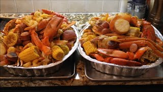 How To Fix The Best Lobster Shrimp Crab Boil In The South