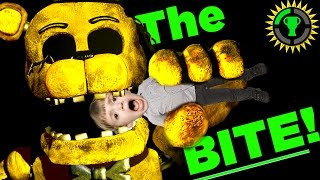 Game Theory: FNAF, We were WRONG about the Bite (Five Nights at Freddy