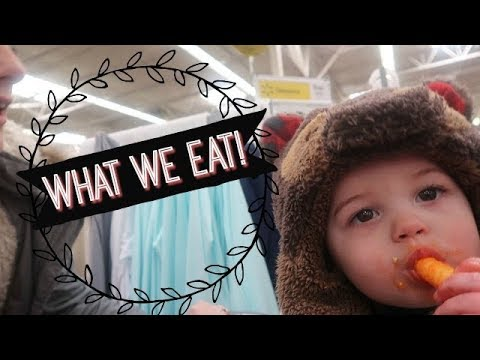 WHAT WE EAT IN A DAY FAMILY EDITION!