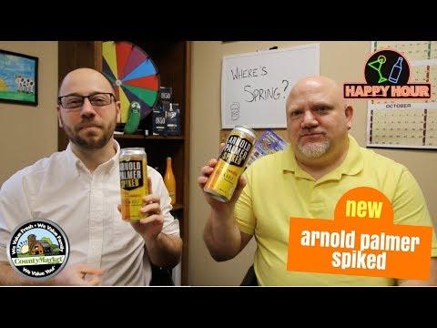 Arnold Palmer Spiked Half and Half Review: Tea | Lemonade | Booze