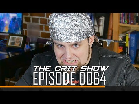 White People's Knobby Knees & Amazon Surveillance | CRIT SHOW 0064