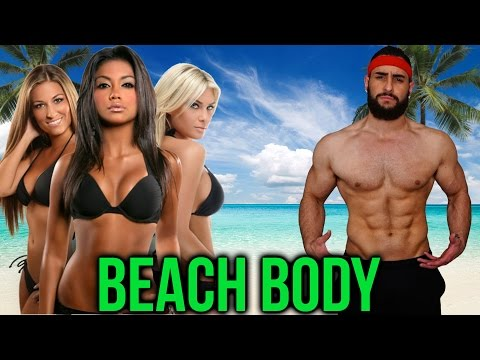 How To Get A Beach Body FAST For Men (Summer Body Workout/ Nutrition Guide)