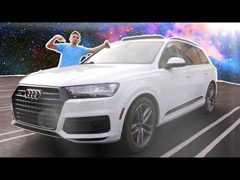 My Favorite Tech inside an $80,000 Audi Q7!