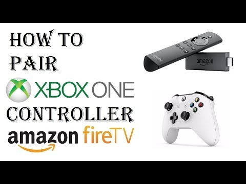 How to Pair Xbox One Controller to Amazon Fire Stick TV 4k