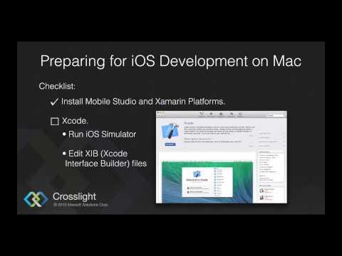 Preparing Your Mac for iOS Development