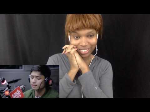 Michael Pangilinan covers 'I'll Make Love to You' (Boyz II Men)Wish 107.5 Bus (Reaction)