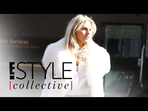 Between the NYFW Runways With Morgan Stewart   E! Style Collective   E! News
