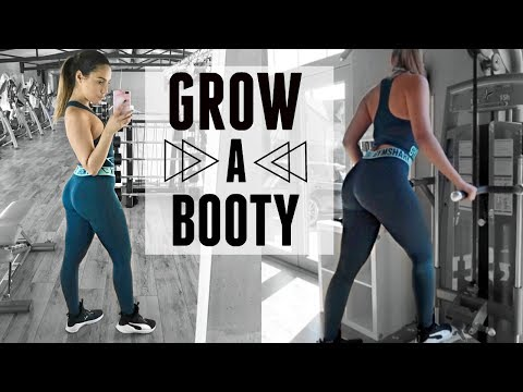 Bigger Booty Workout ! Bigger Butt in 2 Months!