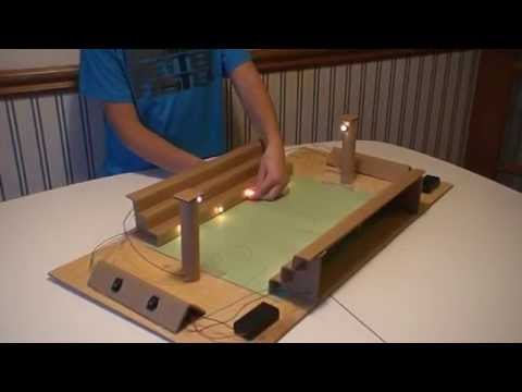 Grade 6 electricity project