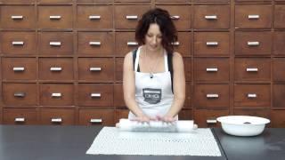 How to nuno felting - DHG Tutorial