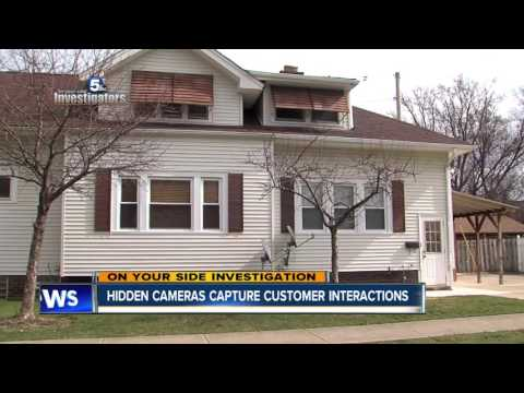 Hidden cameras capture Cleveland water meter failure, creating $3,000 customer bill