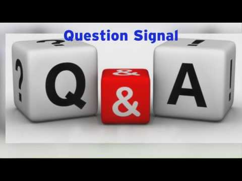 Best Question And Answer Website - Question Signal