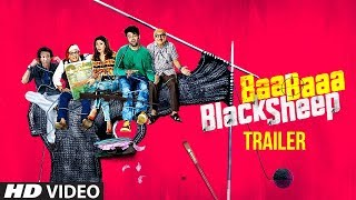 Baa Baaa Black Sheep Official Trailer | Maniesh Paul | Anupam Kher | Manjari Fadnnis