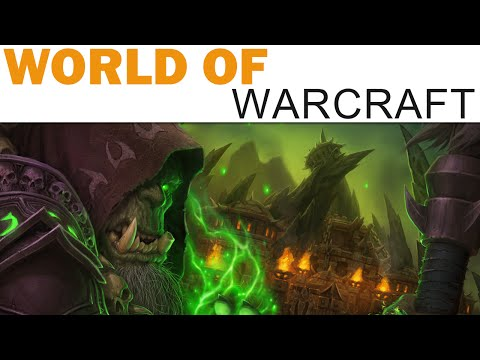 World of WarCraft - BLUEPRINTS FOR DAYS (Patch 6.2: Fury of Hellfire)