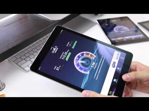 iPad Air 2 vs iPad Air vs iPad 3 Wi-Fi Speedtest