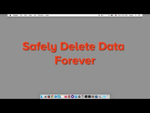 How to safely delete data forever on your PC or Mac