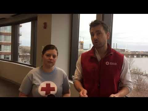 Winter Storm Riley Update - Red Cross of Massachusetts
