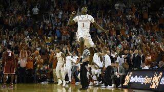 Texas Beats Oklahoma On Last-Second 3-Pointer