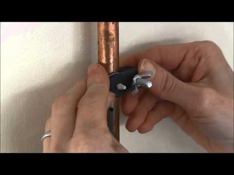 Water pipe repair kit, Fix a Leak pipe mend, Burst pipe, frozen pipe repair UK