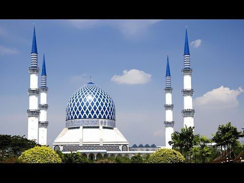 Blue Mosque - Shah Alam, Malaysia