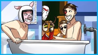 JUST TWO GUYS IN THE BATHTUB TOGETHER...NOTHING WEIRD!! - Garry