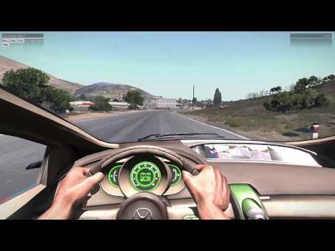 ARMA 3 - Driving Test