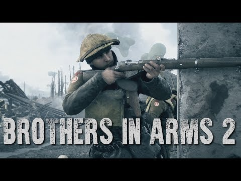 Battlefield 1 - Brothers in Arms - Cinematic Short Film ( Part 2 )