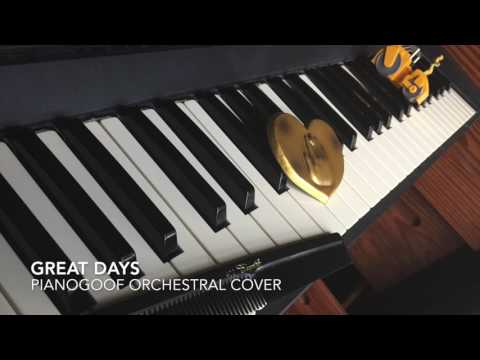 Great Days [JJBA Orchestral Cover]