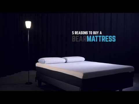 Bear Mattress - Features