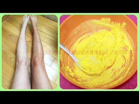 Body polishing treatment for bright, glowing, smooth skin/remove tan & dead skin cells easily