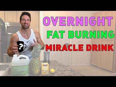 Lose Belly Fat FAST With the Overnight