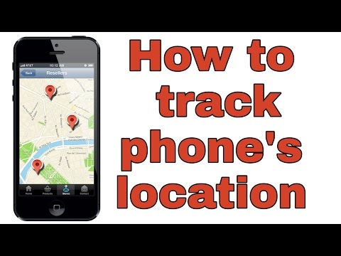 How to find location of your friends or family or a lost phone