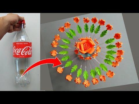Plastic bottle craft idea | Best out of waste | DIY