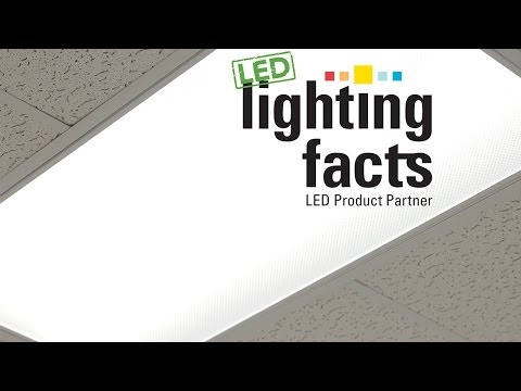 Lighting Facts Explained on LED Retrofit Kit by SIRS-E