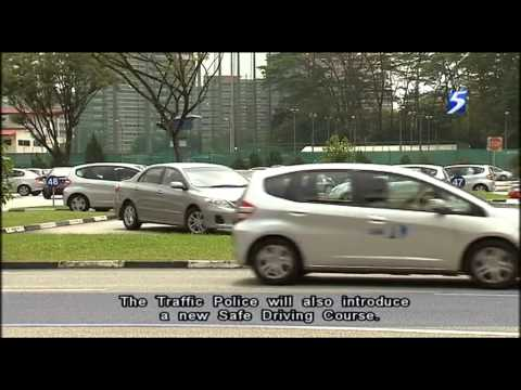 Stiffer penalty for traffic offences - 07Mar2013