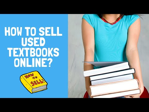 How to Sell Used Textbooks Online for Cash?