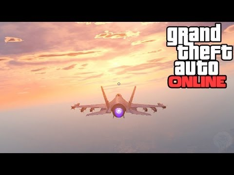 GTA Online: How To Increase Skills - Flying, Driving, Shooting & More! (Grand Theft Auto 5 Online)