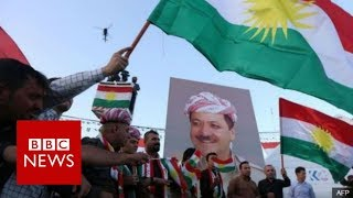 What is at stake in Iraqi Kurdish vote for independence? - BBC News