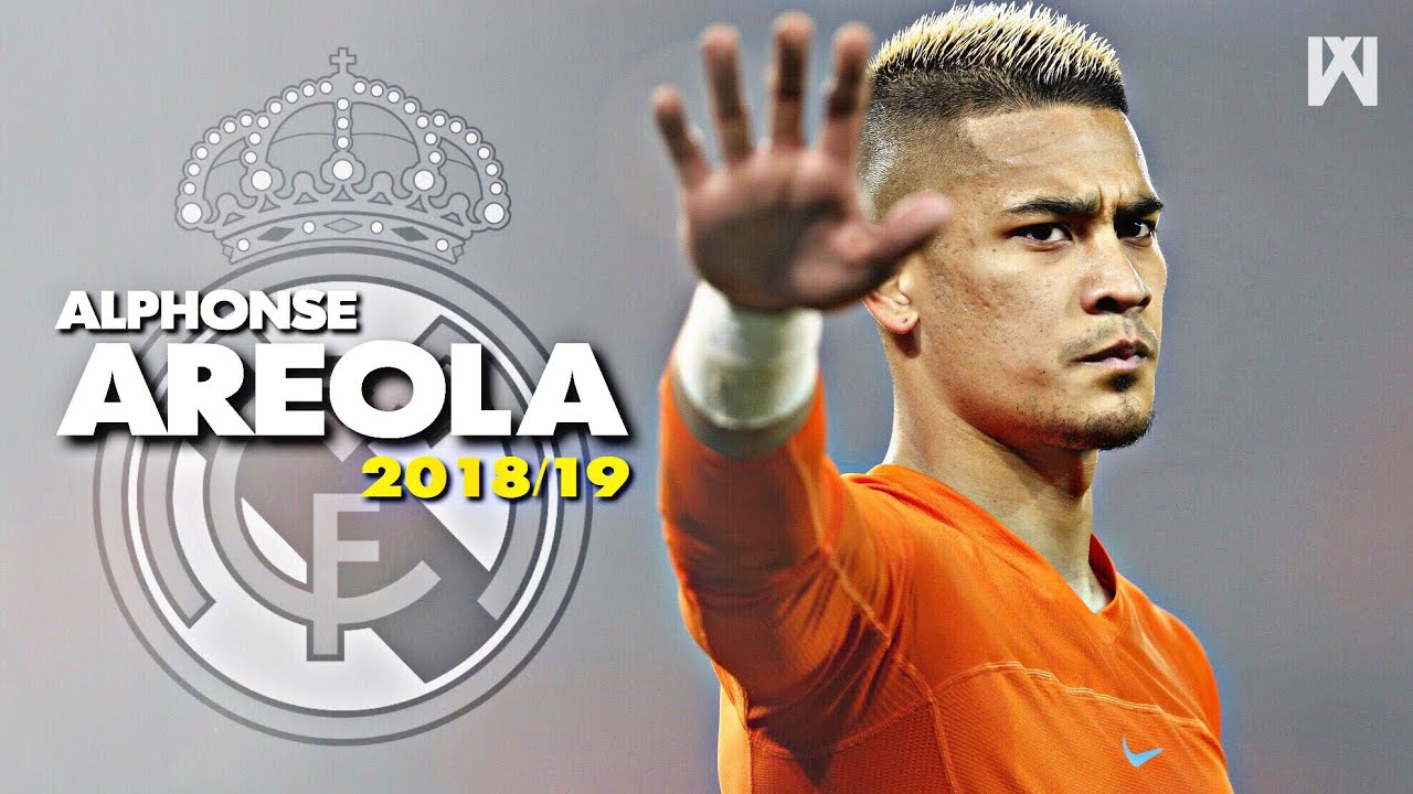 Alphonse Areola - Welcome to Real Madrid ● Saves Compilation ● 2018/19|HD