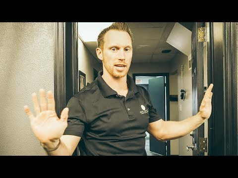 Doorway Isometric Exercise with Dr. Dan