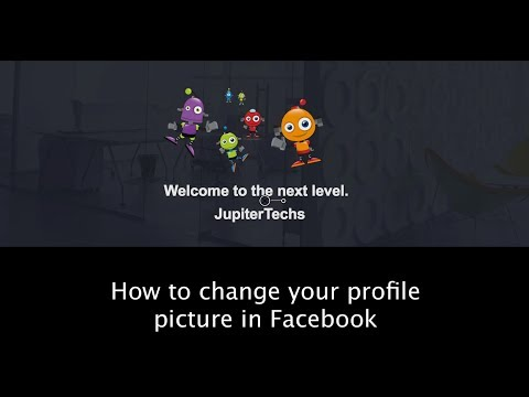 How To Change Your Facebook Profile Picture