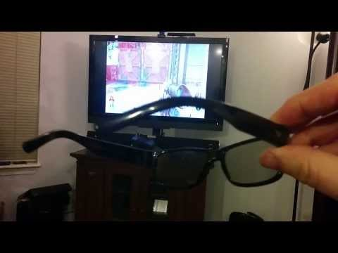 Vizio or Passive 3D TV - SimulView for $20  (Discrete full screen multiplayer)