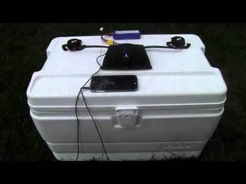 5 Minute Cooler Speaker
