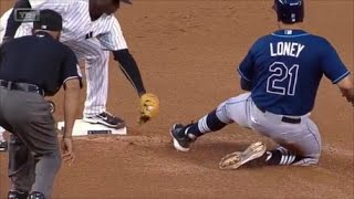 MLB Worst Steal Attempts